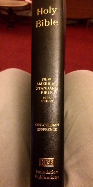 A Brief Look At The New American Standard Bible Nasb Neil English Net